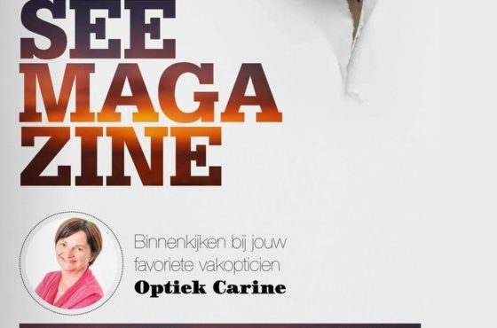Optiek Carine - Seemagazine 2015