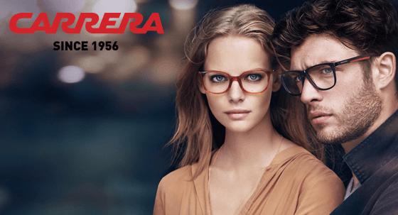 Brillen - Carrera