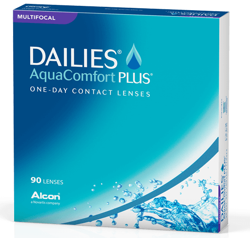 Daglenzen - Dailies Aquacomfort Multifocal