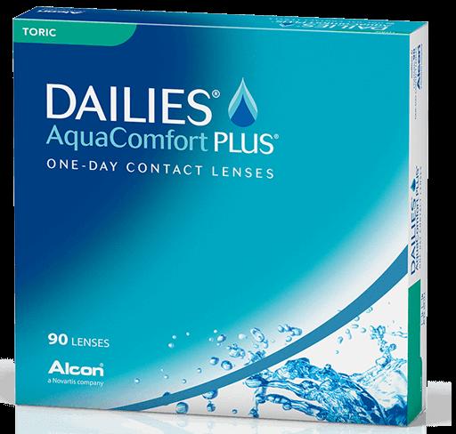 Daglenzen - Dailies Aquacomfort Toric