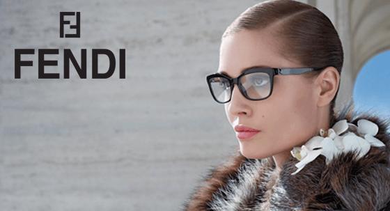 Brillen - Fendi