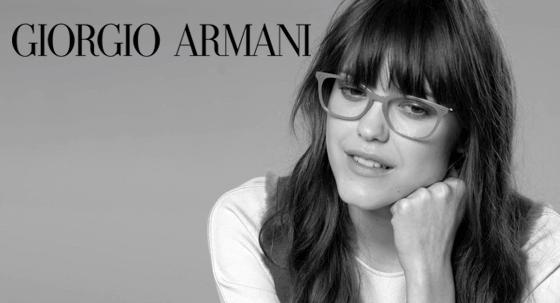 Brillen - Giorgio Armani