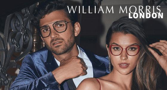 Brillen - William Morris