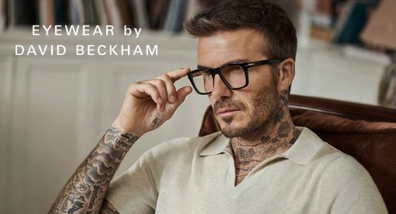 Brillen - David Beckham
